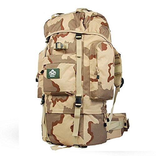 Im freien Bergsteigen Tasche/Bulk TONPAR / / Taschen / 65L Rucksack camping