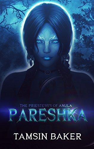 Pareshka: Reverse Harem Alien Romance (The Priestess