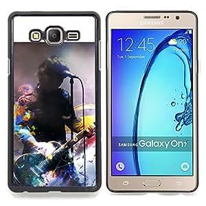 """For Samsung Galaxy On7 O7 , S-type Firma Música Artista"""" - Arte & diseño plástico duro Fundas Cover Cubre Hard Case Cover"""