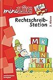 miniLÜK: Rechtschreibstation 2. Klasse