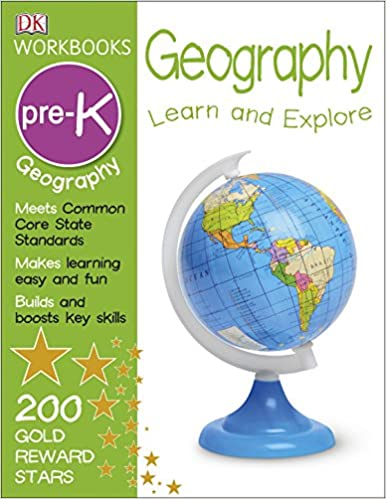 Workbook continents for kids worksheets : DK Workbooks: Geography, Pre-K: DK: 0790778028510: Amazon.com: Books