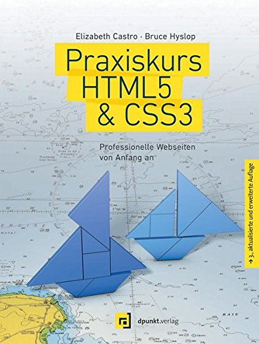 Praxiskurs HTML5 & CSS3: Professionelle Webseiten von Anfang an