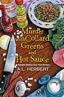 Book Cover: Murder with Collard Greens and Hot Sauce