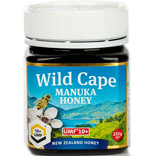 Wild Cape UMF 10+ East Cape Manuka Honey, 250g (8.8 oz) (East Cape)