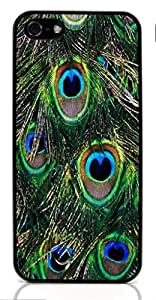 Fur feather Hard Case For Iphone 6 Plus 5.5 Inch Cover ( Sugar Skull )