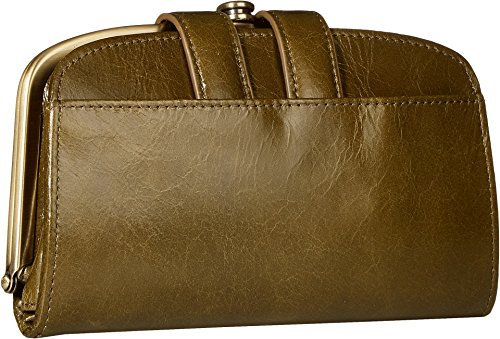 Leather Hobo Wallet Halo Compact Vintage Womens Willow qwwt74TUn
