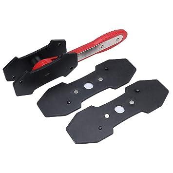 Universal Car Ratcheting Brake Caliper Piston Spreader Press Tool,360 Degree Ratchet Swing OSOF Brake Caliper Press