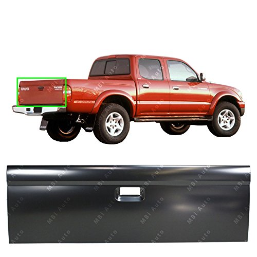 (MBI AUTO - Primered Steel, Tailgate Shell Without Hardware for 1995-2004 Toyota Tacoma Fleetside Pickup 95-04,)