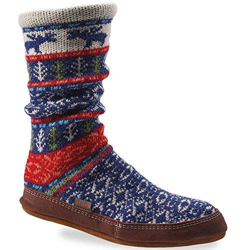 Acorn Unisex Wool Slipper Sock