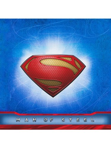 Superman Man of Steel Table Cover ()