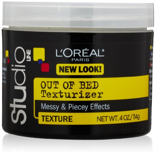 L'Oréal Paris Studio Line texture et de contrôle Unkempt Out of Bed cheveux Texturizer, 4,0 once fluide