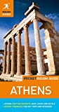 Front cover for the book Pocket Rough Guide Athens by John Fisher