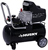 Husky 8 gal. Oil Lubricated Air Compressor, 1.5 HP 4CFM