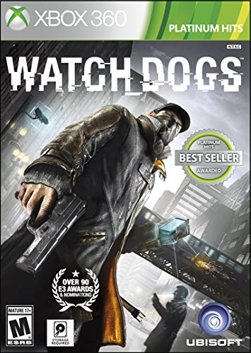 Watch Dogs - Xbox 360 (Marketplace Xbox Live)