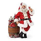"""Department 56 Possible Dreams Santa Claus """"Aged to Perfection"""" Clothtique Christmas Figurine"""