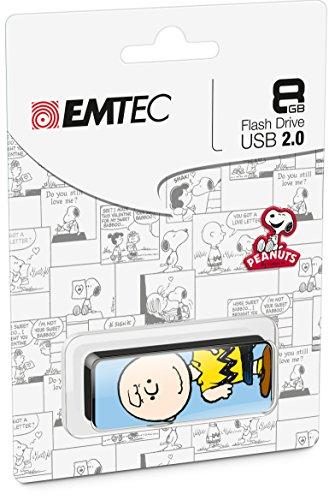 Emtec Peanuts Flash Drives ECMMD8GM700PN01