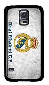 custom and diy real madrid logo for samsung galaxy s5 for sports fan by hebbyshop