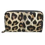 db design Women's Leopard Print Coupon Organizer Wallet, Leopard Print
