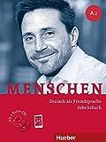 Menschen. A2. Arbeitsbuch. Con espansione online. Con 2 CD Audio. Per le Scuole superiori