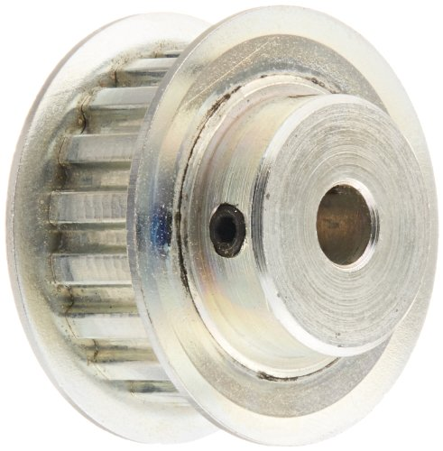 gates-pb18xl037-powergrip-steel-timing-pulley-1-5-pitch-18-groove-1146-pitch-diameter-1-4-to-1-2-bor
