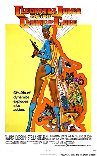 Amazon Com Cleopatra Jones And The Casino Of Gold 24 X 36 Movie Poster Posters Prints