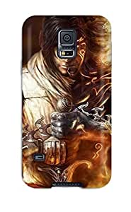 Galaxy S5 Case Slim [ultra Fit] Prince Of Persia Protective Case Cover