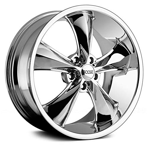 Foose F105 Legend Сustom Wheel - Chrome 17