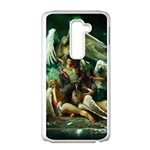 DmC Devil May Cry LG G2 Cell Phone Case White 53Go-469841