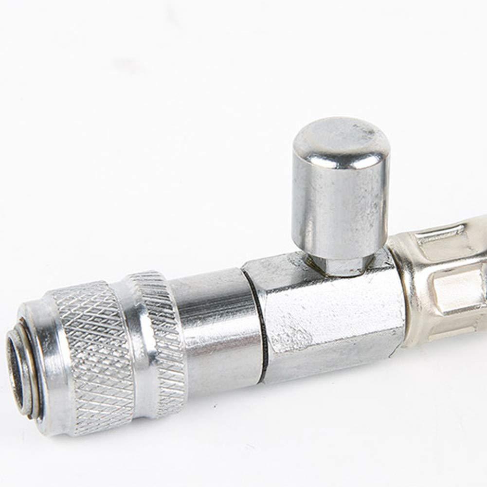 Kit de comprobador de presión del radiador, 18 piezas de ...