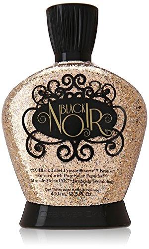(Designer Skin, Black Noir, 22x Black Label Private Reserve, Tanning Lotion 13.5 Ounce)