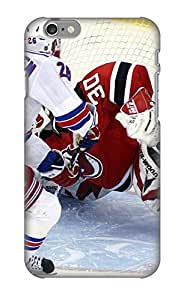 Georgemunoz Case Cover Protector Specially Made For Iphone 6 New York Rangers Hockey Nhl 78