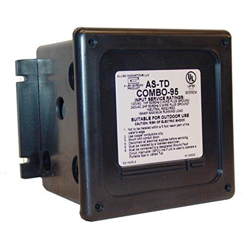 - Len Gordon AS-TD Combo-95 120/240V 20AMP Control Switch 921805-001
