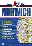 Norwich Street Plan (A-Z Street Plan)