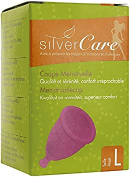 Copa menstrual, talla S: Amazon.es: Salud y cuidado personal