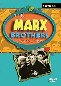 Marx Brothers Collection [Import]