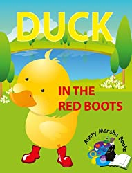 Duck in the Red Boots