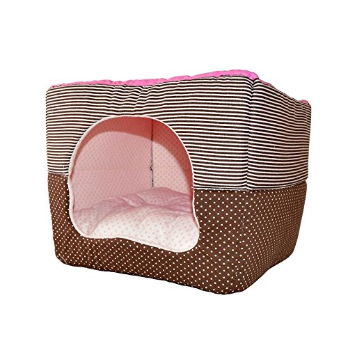 ALEKO LBD14012L Kennel Cushion Basket product image