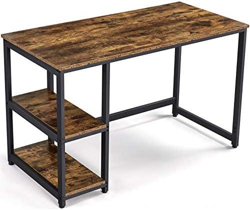 Topeakmart Computer Desk - a good cheap modern office desk