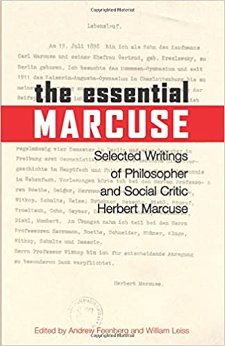 The essential marcuse selected writings of philosopher and social the essential marcuse selected writings of philosopher and social critic herbert marcuse herbert marcuse andrew feenberg william leiss 0046442014335 fandeluxe Images