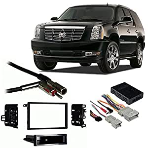 fits cadillac escalade 03 06 double din stereo. Black Bedroom Furniture Sets. Home Design Ideas