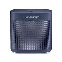 Bose SoundLink Color II Bocina Bluetooth, color Midnight Blue