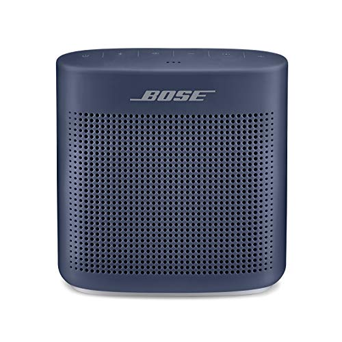 Bose SoundLink Color Bluetooth Speaker II - Limited Edition, Midnight Blue (Amazon Exclusive) (Best Phone In World 2019)