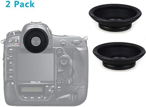 DK-17 Copa ocular de caucho Ocular Para Nikon D850 D810 D810A D800 D800E D500 Cámara DF