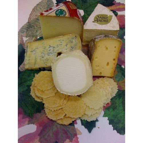 French Cheese Assortment - 5 Cheeses (8 oz (French Cheese)