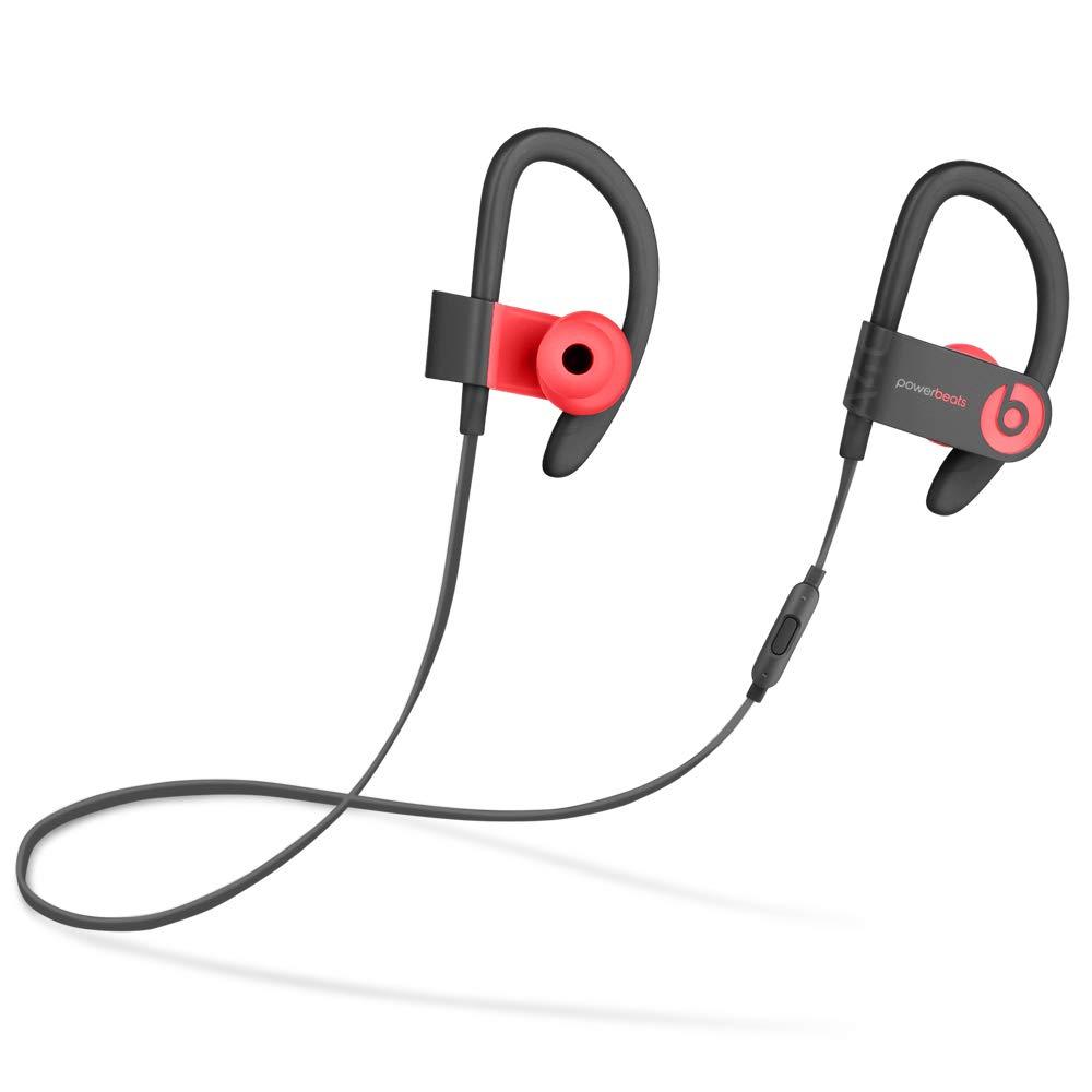 Powerbeats3 Wireless In-Ear Headphones - Siren Red (Renewed) by Beats
