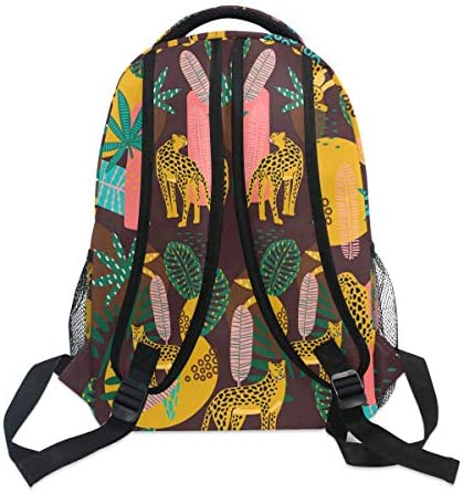 Colorful Summer Leopard Art 12