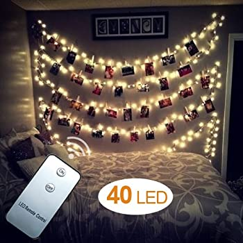 Outdoor Battery Powered Christmas Lights