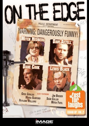 DVD : Just for Laughs - Stand Up, Vol. 2 - On the Edge