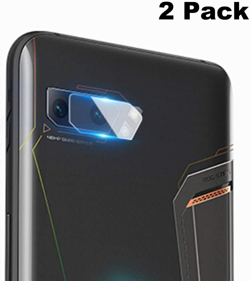 NOKOER Protector Cámara para ASUS ROG Phone 2, [2 Pack] Protector ...
