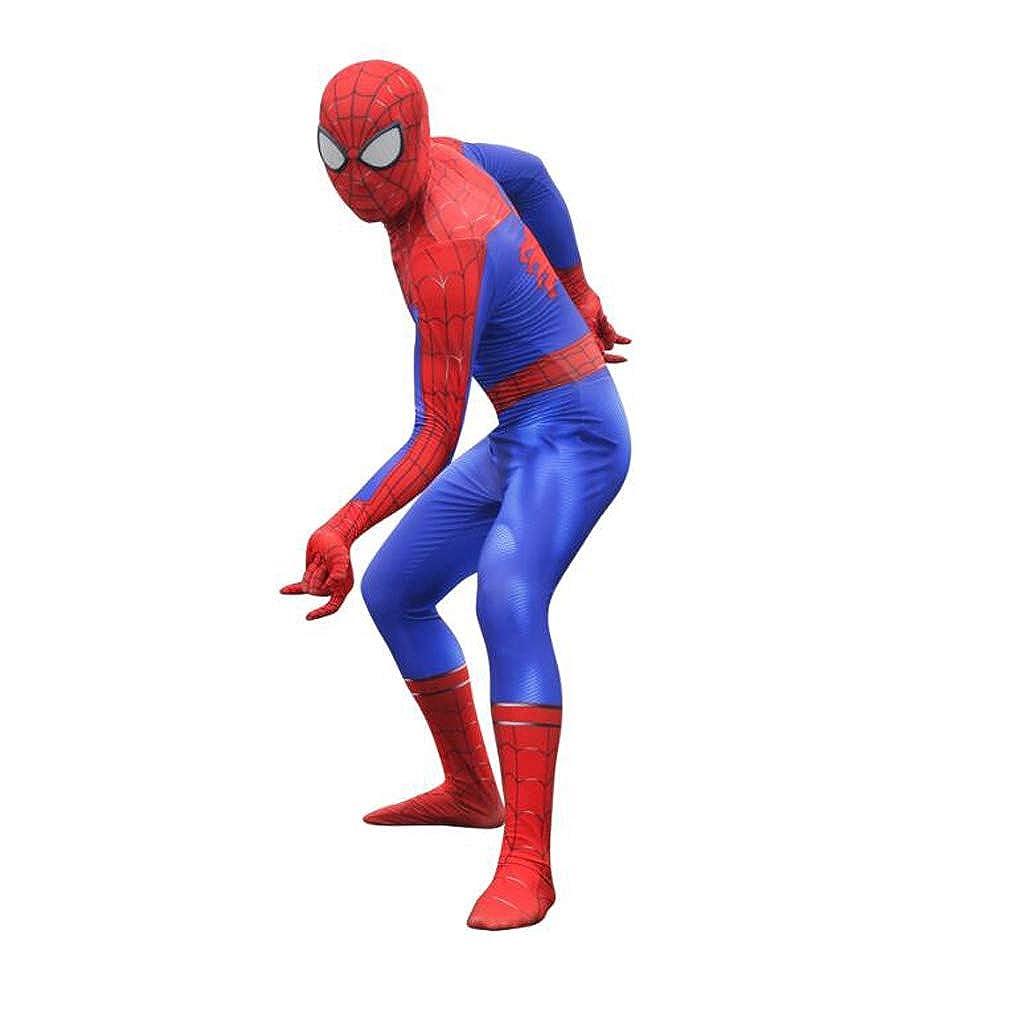 CSCLO 3D Spider-Man Peter Cosplay kostüm elastische Maske Hose Hose Hose Separate Strumpfhose Cosplay Kostüme 6fa962